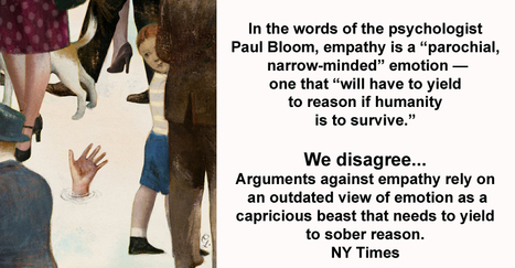 Empathy Is Actually a Choice | Introduce new course in schools called COMPASSION | Scoop.it