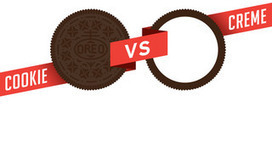 Oreo to Fans: Cookie or Creme? | Social Media Article Sharing | Scoop.it