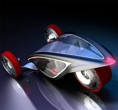 Cool Cars From The Future | Automotive News | Scoop.it