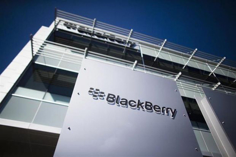 BlackBerry loyalty hits a new low in the UK as users switch to iPhones | Digital-News on Scoop.it today | Scoop.it