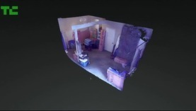 This Is What A 3D Room Captured By Google's Project Tango Phone Looks Like | izim-news | Scoop.it