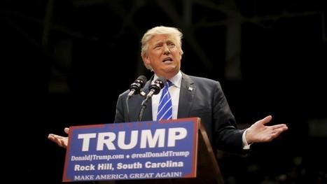 Une musulmane quitte un meeting de Donald Trump sous les huées - Amériques - RFI Powered by RebelMouse   Islam : danger planétaire   Scoop.it