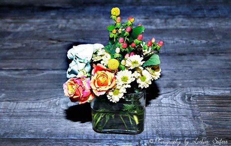 Blumendekorationen | kostenlose-Bilder | Scoop.it