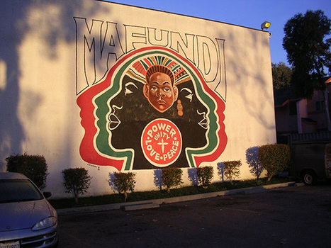 Burning Down The House: Cultural Activism Bases in South L.A. | Los Angeles | Artbound | KCET | Social Art Practices | Scoop.it