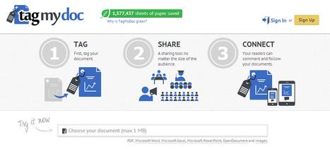 Compartir documentos utilizando códigos QR | qrbarna | Scoop.it