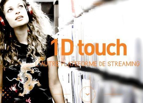 1D touch - Plateforme de streaming équitable | Consommer autrement | Scoop.it