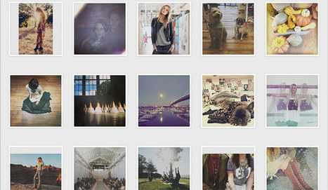 How Instagram is Changing the Way Fashion Brands Communicate | IMC Articles | Scoop.it