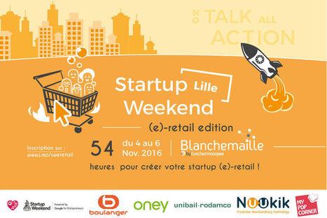 Un week-end pour réinventer l'e-commerce | Forum des commerces | Scoop.it