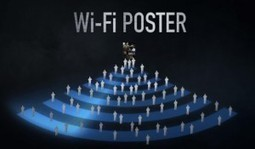 The WI-FI Poster | Wifi for your business | Scoop.it