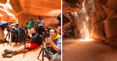 Why Photos of Arizona's Famous Antelope Canyon All Look the Same | xposing world of Photography & Design | Scoop.it