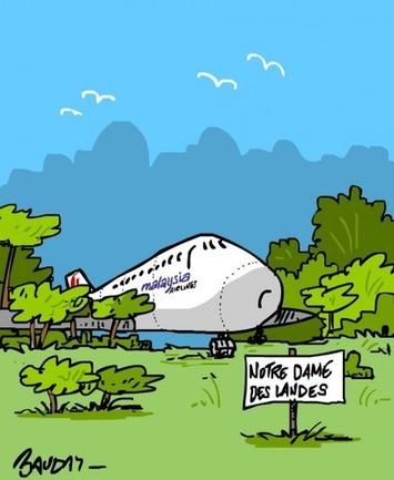 Avion disparu: a-t-on étudié toutes les pistes? | Baie d'humour | Scoop.it