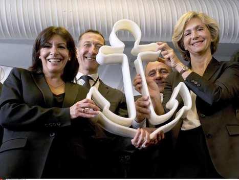 Numérique: ces endroits clefs qui attirent les indépendants à Paris | Médias sociaux et tourisme | Scoop.it