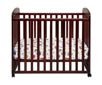 Best Small Cribs for Small Spaces   2014   Scoop.it