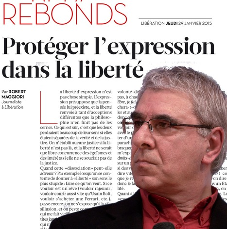 Internet nuit-il à la liberté d'expression? | DocPresseESJ | Scoop.it
