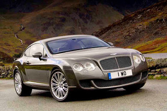La Bentley Continental Gt Speed | actu-auto | Scoop.it