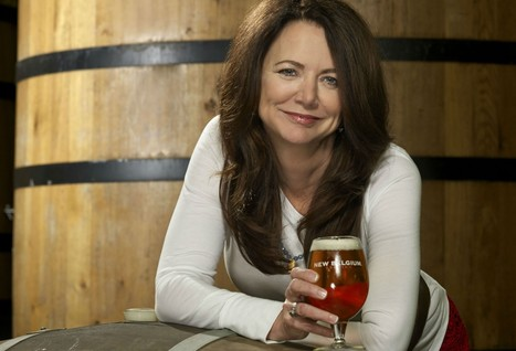 Kim Jordan On Why Employee-Owned New Belgium Brewing Isn't Worried About A Craft-Beer Bubble | Stash and Dash | Scoop.it