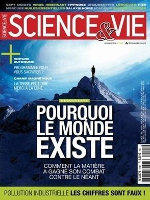Science et Vie n° 1191 - Décembre 2016 | La presse au CDI du lycée | Scoop.it