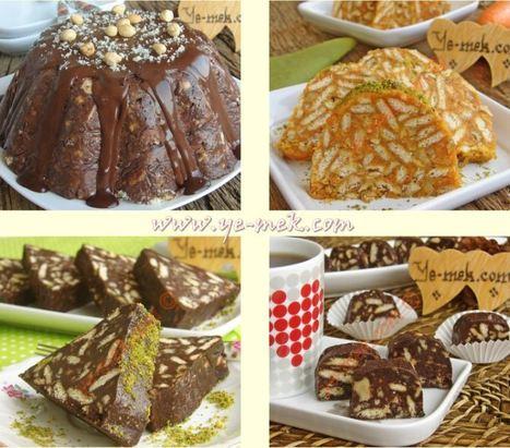 Mozaik Pasta Tarifleri   Kolay ve Pratik Resimli Yemek Tarifleri   Göbeğim   Mozaik Pasta   Scoop.it