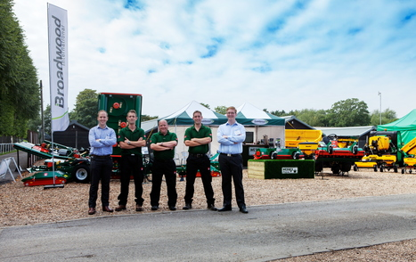 Wessex and SnowEx on display at Windsor - Pitchcare (press release) | Salt Spreaders | Scoop.it