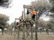Abre en Valladolid el Parque de Aventuras Talleres del Pinar | expreso - diario de viajes y turismo | Mexicanos en Castilla y Leon | Scoop.it
