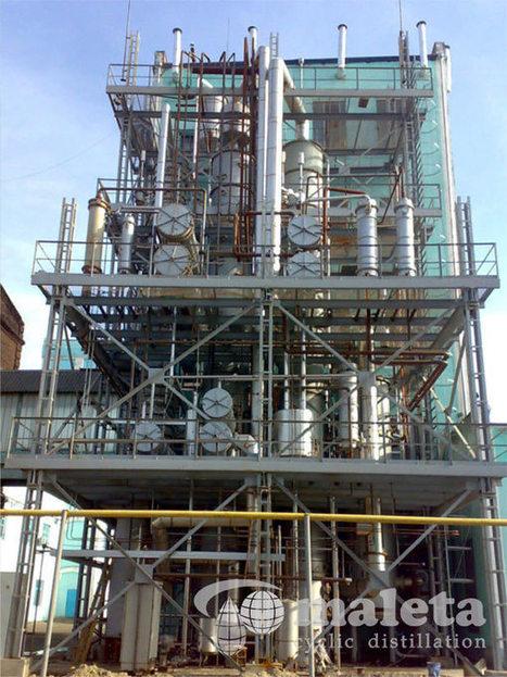 What is Solvent Distillation Equipment and Process? | Distillation Column | Scoop.it