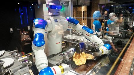 Les robots qui occupent un poste de travail pourraient payer des impôts | Une nouvelle civilisation de Robots | Scoop.it