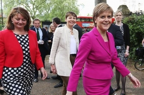 The Positive Case for the EU: Nicola Sturgeon rejects Project Fear rhetoric of the Tories   Politics Scotland   Scoop.it