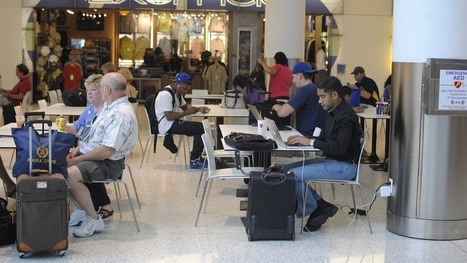 New York City Airports to Offer Free Wi-Fi | Schiphol | Scoop.it