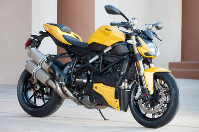 2012 Ducati 848 Streetfighter Review | About.com | Ductalk Ducati News | Scoop.it