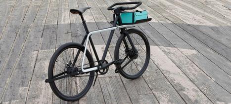 Este inteligente diseño de bicicleta urbana será pronto realidad | e-spacio | Scoop.it