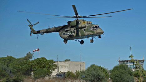 Russian helicopter on Syria aid mission shot down with 3 crew, 2 officers aboard | Saif al Islam | Scoop.it