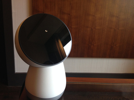 A home robot for the price of a tablet | Mobile & Digital World | Scoop.it