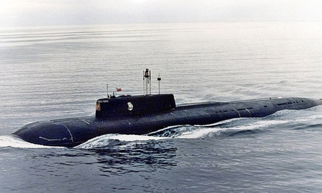 Fire breaks out on Russian nuclear submarine | Sustain Our Earth | Scoop.it