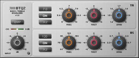 FREEWARE (VST .Win) - BTQ2   G-Tips: Audio Ressources   Scoop.it