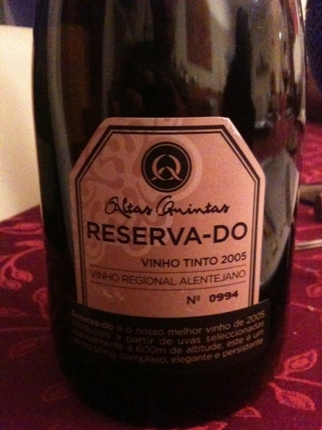 Reserva-Do 2005 | Wine Lovers | Scoop.it