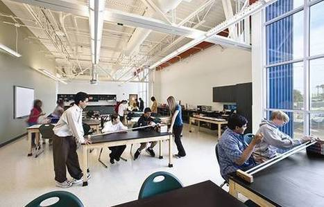 Designing Collaborative Spaces for Schools -- THE Journal | Thinking about our Library | Scoop.it