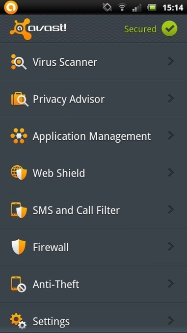 Avast now protects your Android booty | ZDNet | ICT Security Tools | Scoop.it