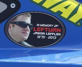 Jason Leffler death: Drivers honoring him with paint scheme, decals, hats - SportingNews.com | NASCAR News | Scoop.it