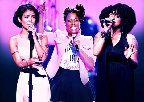 Three Women Singing Great R&B About Sexy, Committed Love | Entertainment | Scoop.it
