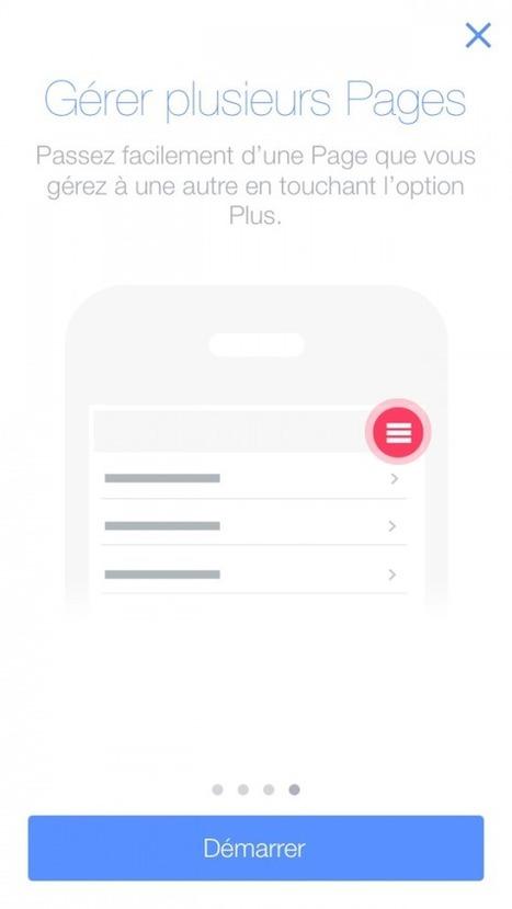 Gestionnaire de Pages Facebook : Sortie de la Version 4.0 | transition digitale : RSE, community manager, collaboration | Scoop.it