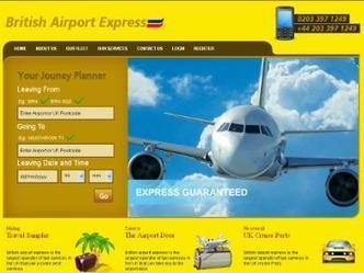 British Airport Express | London  airport Taxi Transfer service | Scoop.it