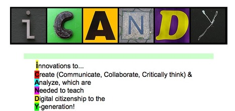 iCANDY: 21st Century Teaching & Learning Goes Visual! | Engaging students in the 21st century | Scoop.it