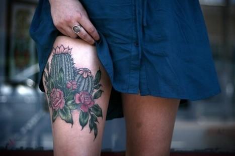 Tatouages couleurs : bientôt interdits ? | Toxique, soyons vigilant ! | Scoop.it