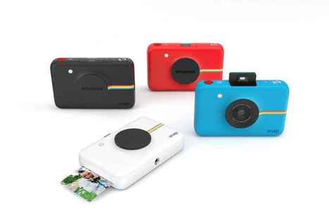 New Gear: Polaroid Snap Is A Camera and Printer In One | photography | Scoop.it