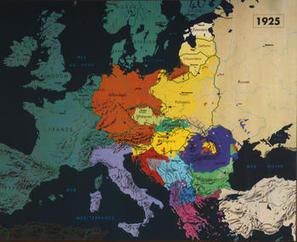 Cartographie complète de la Grande Guerre. | Enseñar Geografía e Historia en Secundaria | Scoop.it