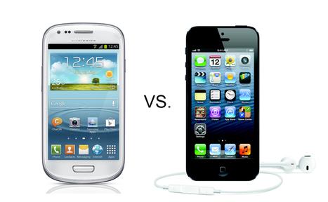 IPHONE 5 VS GALAXY S3 BATTLE   Mobilegali.com   Scoop.it