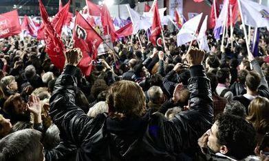 Greece shows what can happen when the young revolt against corrupt elites - The Guardian | Peer2Politics | Scoop.it