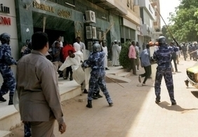 Sudan denies using force against protesters as opposition reports torture - Sudan Tribune: Plural news and views on Sudan | The Fight Against Torture | Scoop.it