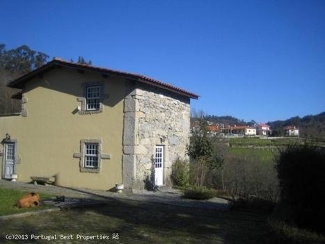 2 Bedroom Villa in Paredes de Coura, | Portugal Best Properties | Scoop.it