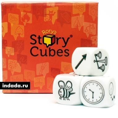 Игра Кубики Историй / Rory's Story Cubes | Язык сказки | Scoop.it